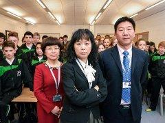 BBC纪录片:当英国学生碰上中国老师