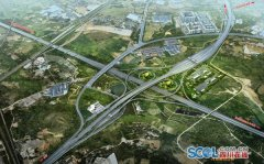 成南高速扩容方案正式披露 最宽将拓至8车道