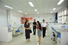 承德护理职业学院与天津医学高等专科学校建立结对帮扶关系
