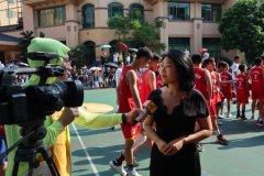 篮球巨星艾弗森走进华师初中,现场教学激励学子触摸国际星未来 中华教育网