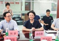 广东省教育研究院领导一行莅临海云天调研考察