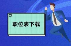 山东省考职位表:2021泰安公务员考试职位表下载(311人)