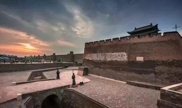 平遥,一座会讲故事的古城